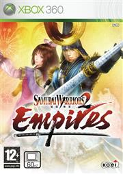 Samurai Warriors 2 Empires Xbox 360