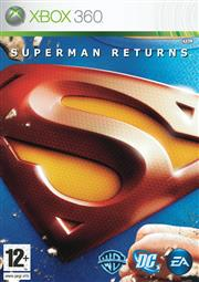 Superman Returns The Videogame Xbox 360