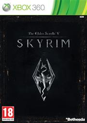 The Elder Scrolls 5 (V) Skyrim Xbox 360