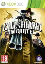 Call of Juarez The Cartel Xbox 360