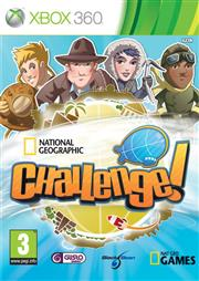 National Geographic 2 Challenge Xbox 360