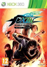 King of Fighters 13 (XIII) Xbox 360
