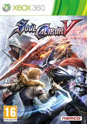 Soul Calibur 5 (V) Xbox 360