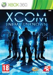 XCOM Enemy Unknown Xbox 360