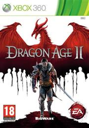Dragon Age 2 (II) Xbox 360