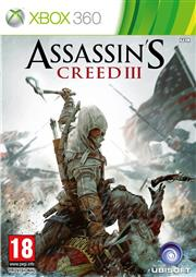 Assassin's Creed 3 (III) Xbox 360