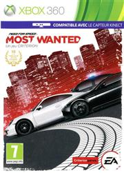 Need for Speed Most Wanted (2012) Xbox 360
