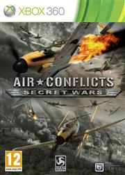 Air Conflicts Secret Wars Xbox 360