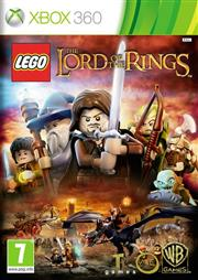 Lego The Lord of the Rings Xbox 360