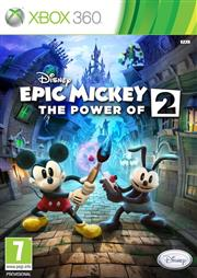 Epic Mickey 2 The Power of Two Xbox 360