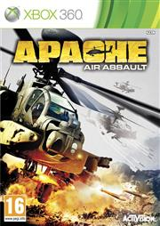 Apache Air Assault Xbox 360