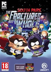 South Park the Fractured But Whole (Digitaal Code) PC
