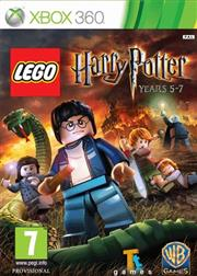 Lego Harry Potter (Years) Jaren 5-7 Xbox 360