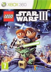 Lego Star Wars 3 (III) The Clone Wars Xbox 360