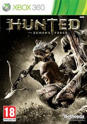 Hunted The Demon's Forge Xbox 360