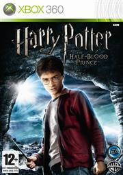 Harry Potter and the Half-Blood Prince Xbox 360