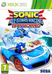 Sonic & All-Stars Racing Transformed Limited Edition Xbox 360