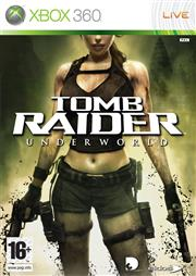 Tomb Raider Underworld Xbox 360