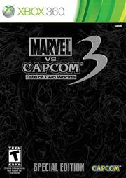 Marvel vs. Capcom 3 Fate of Two Worlds (Special Edition) Xbox 360