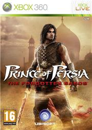 Prince of Persia The Forgotten Sands Xbox 360