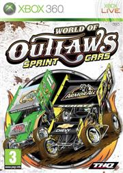 World of Outlaws Sprint Cars Xbox 360