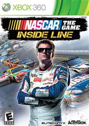 NASCAR The Game Inside Line Xbox 360