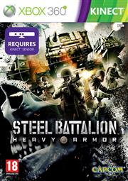 Steel Battalion Heavy Armor Xbox 360