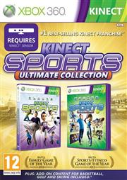 Kinect Sports Ultimate Collection Xbox 360