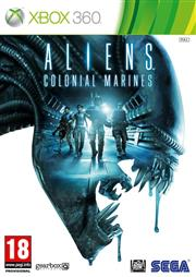 Aliens Colonial Marines Xbox 360