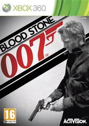 James Bond 007 Blood Stone Xbox 360