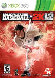 Major League Baseball 2K12 Xbox 360