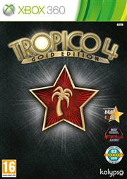 Tropico 4 Gold Edition Xbox 360