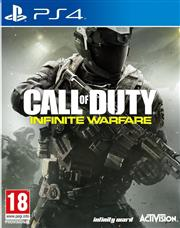Call of Duty Infinite Warfare Playstation 4