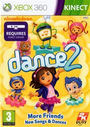 Nickelodeon Dance 2 Xbox 360