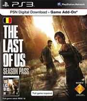 PlayStation Network Voucher Card The Last Of Us Season Pass (Belgie + Add-On) PlayStation 3