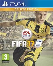 Fifa 17 (Deluxe Edition) Playstation 4