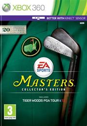 Tiger Woods PGA Tour 13 Masters Collector's Edition Xbox 360