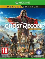 Tom Clancy's Ghost Recon Wildlands (Deluxe Edition) Xbox One