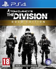 Tom Clancy's The Division (Gold Edition) Playstation 4