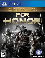 For Honor (Gold Edition) Playstation 4