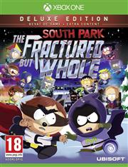 South Park the Fractured But Whole (Deluxe Edition) Xbox One