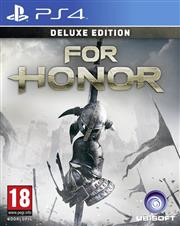 For Honor (Deluxe Edition) Playstation 4