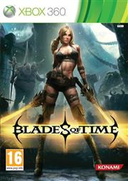 Blades of Time Xbox 360