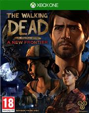 Walking Dead 3 The Telltale Series The New Frontier Xbox One