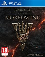 The Elder Scrolls Online Morrowind Playstation 4