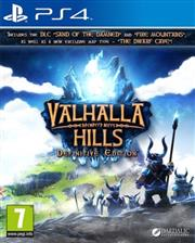Valhalla Hills Playstation 4