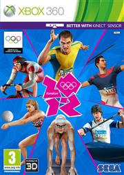 London 2012 The Official Video Game of the Olympic Games Xbox 360