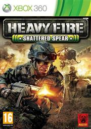 Heavy Fire Shattered Spear Xbox 360
