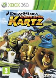 DreamWorks Super Star Kartz Xbox 360