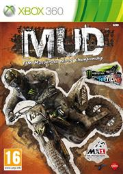 MUD FIM Motocross World Championship Xbox 360